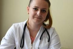 Затолокина Ольга Александровна врач-терапевт участковый