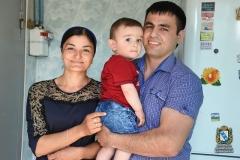 Семья Хатамовых