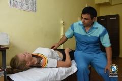 Хатамов Шараф Ганижанович врач-хирург